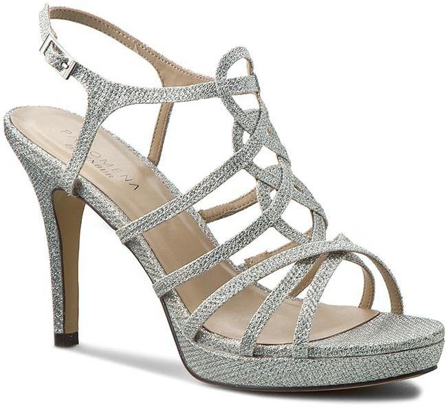 074e5efca139 Sandále MENBUR - PACOMENA 06829 Silver 0009 značky Menbur - Lovely.sk