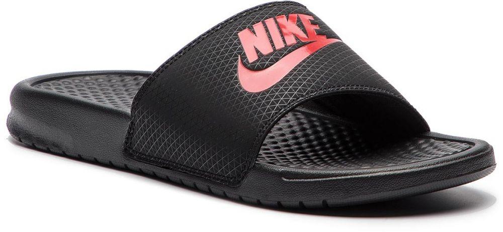 Šľapky NIKE - Benassi Jdi 343880 060 Black Challenge Red značky Nike ... 43774df88ed