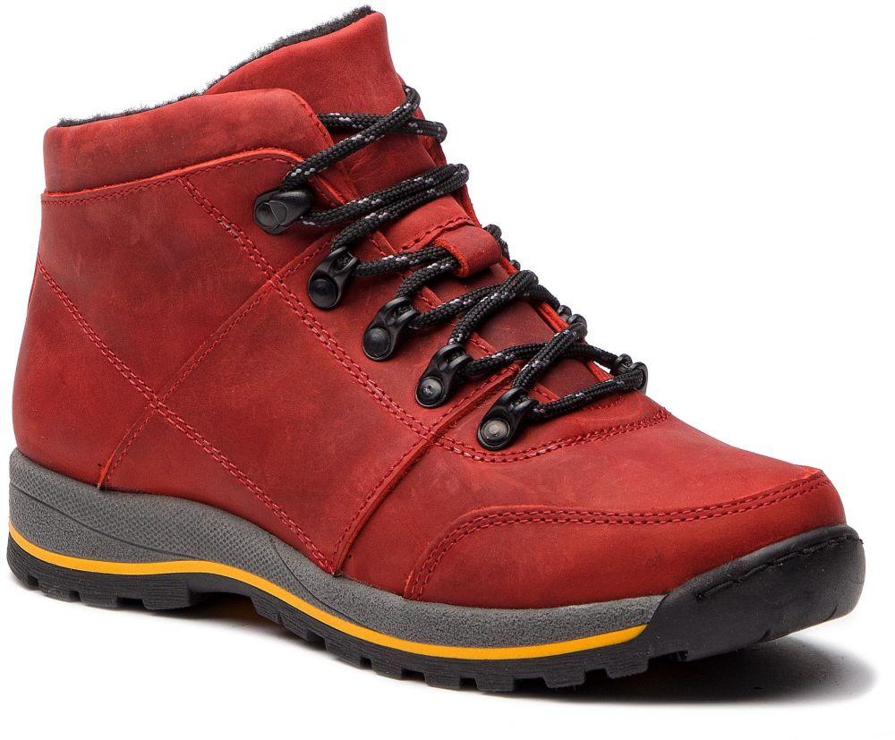 390b9a1a90 Trekingová obuv NAGABA - 056 Czerwony značky Nagaba - Lovely.sk
