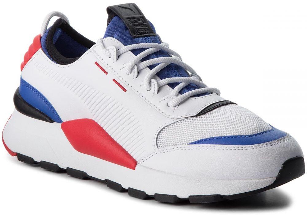 057212cbae2a Sneakersy PUMA - RS-0 Sound 366890 01 White DazzBlue HighRiskRed ...