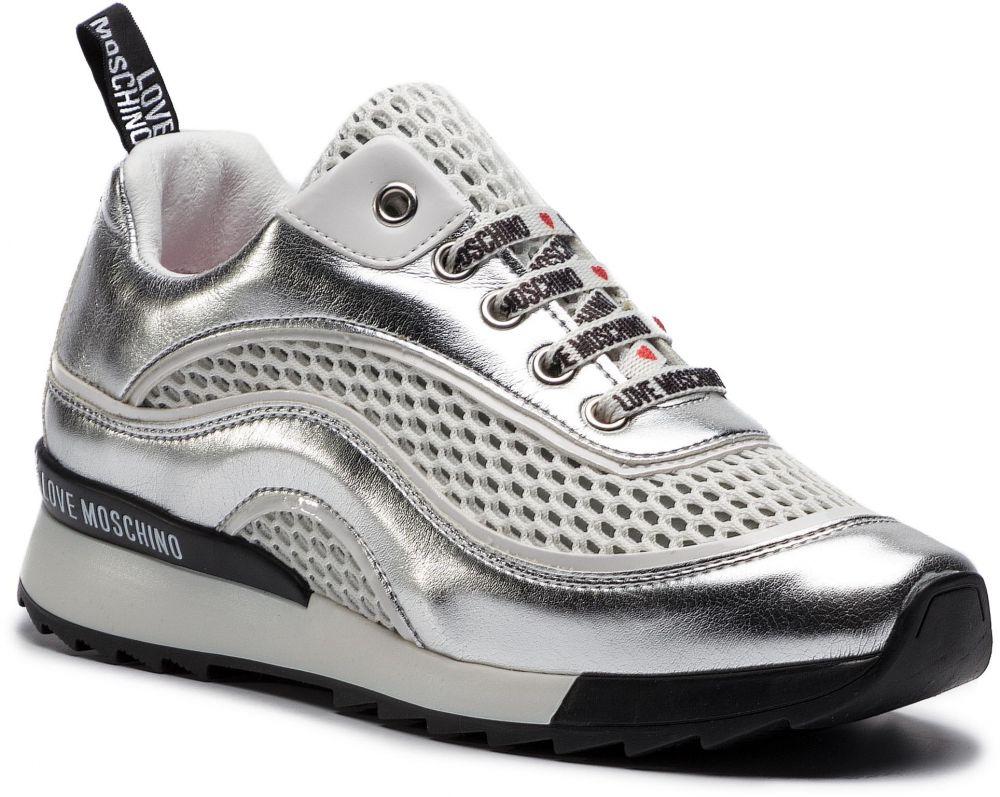 Sneakersy LOVE MOSCHINO - JA15072G17IC290A Ar Rete Bi značky Love Moschino  - Lovely.sk d478a443b57