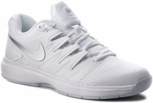 Topánky NIKE - Air Zoom Prestige Cpt AA8026 100 White/Metallic Silver