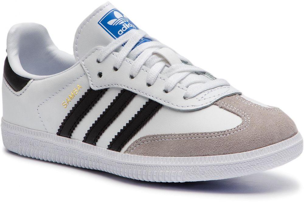 Topánky adidas - Samba Og C BB6975 Ftwwht Cblack Cgrani značky ... f8877e5920