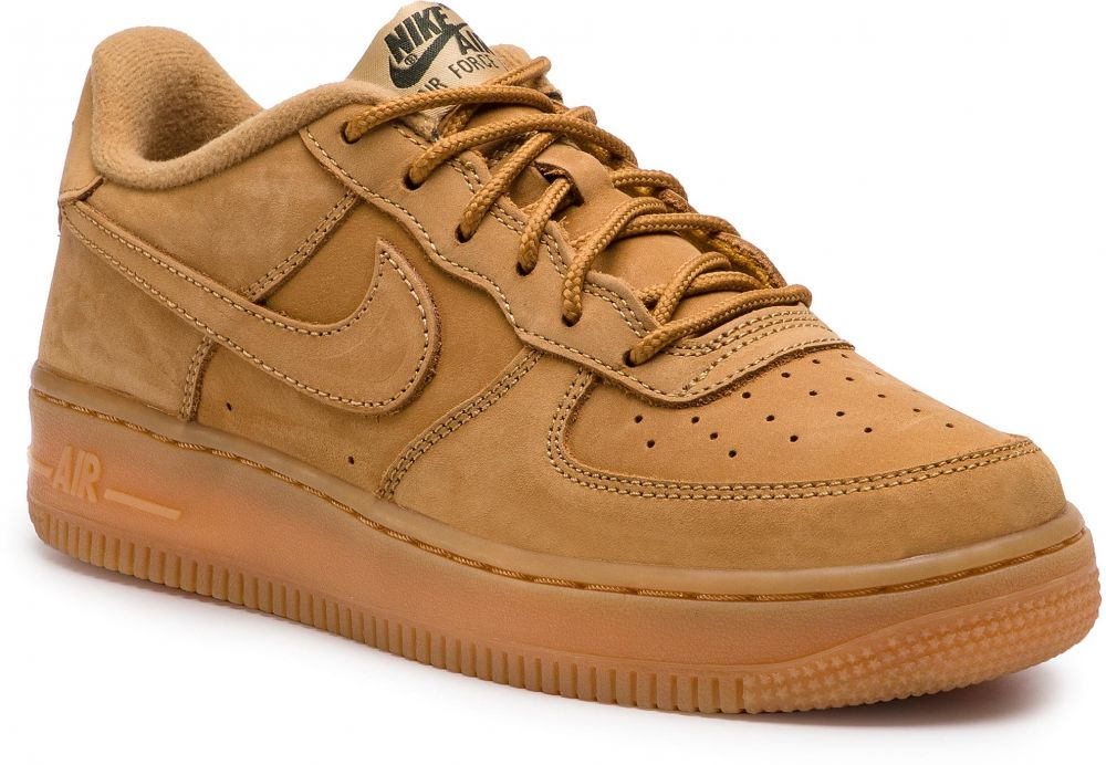 online store 274ad 946f4 Topánky NIKE - Air Force 1 Winter Prm Gs 943312 200 Flax Flax Outdoor Green  značky Nike - Lovely.sk