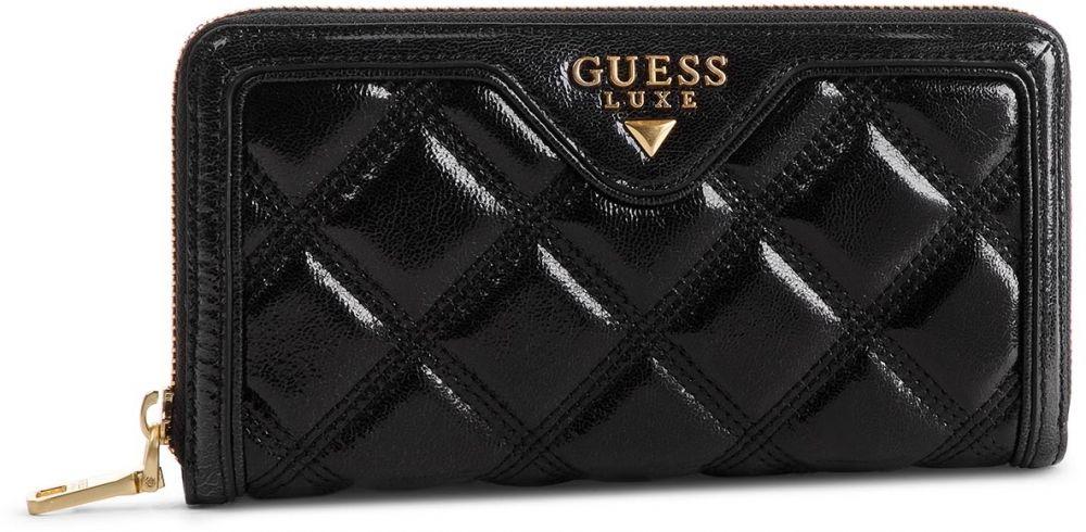 Veľká Peňaženka Dámska GUESS - SWSASH L9146 BLA značky Guess - Lovely.sk 2ffa3da6374