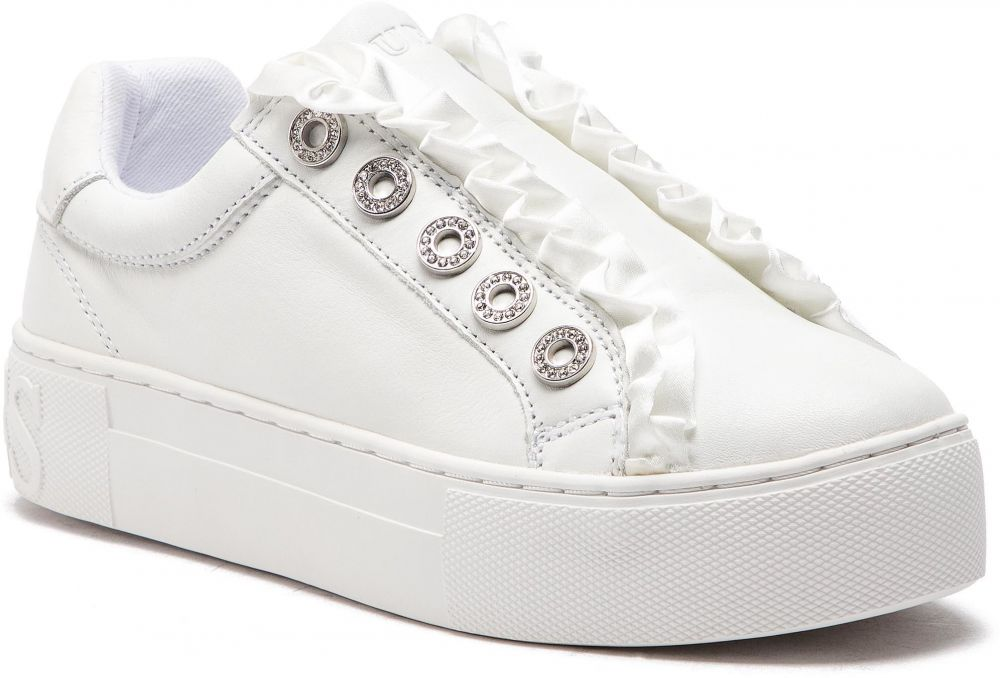 4f75639e01a1b Sneakersy GUESS - Mezral FL5MZR LEA12 WHITE značky Guess - Lovely.sk