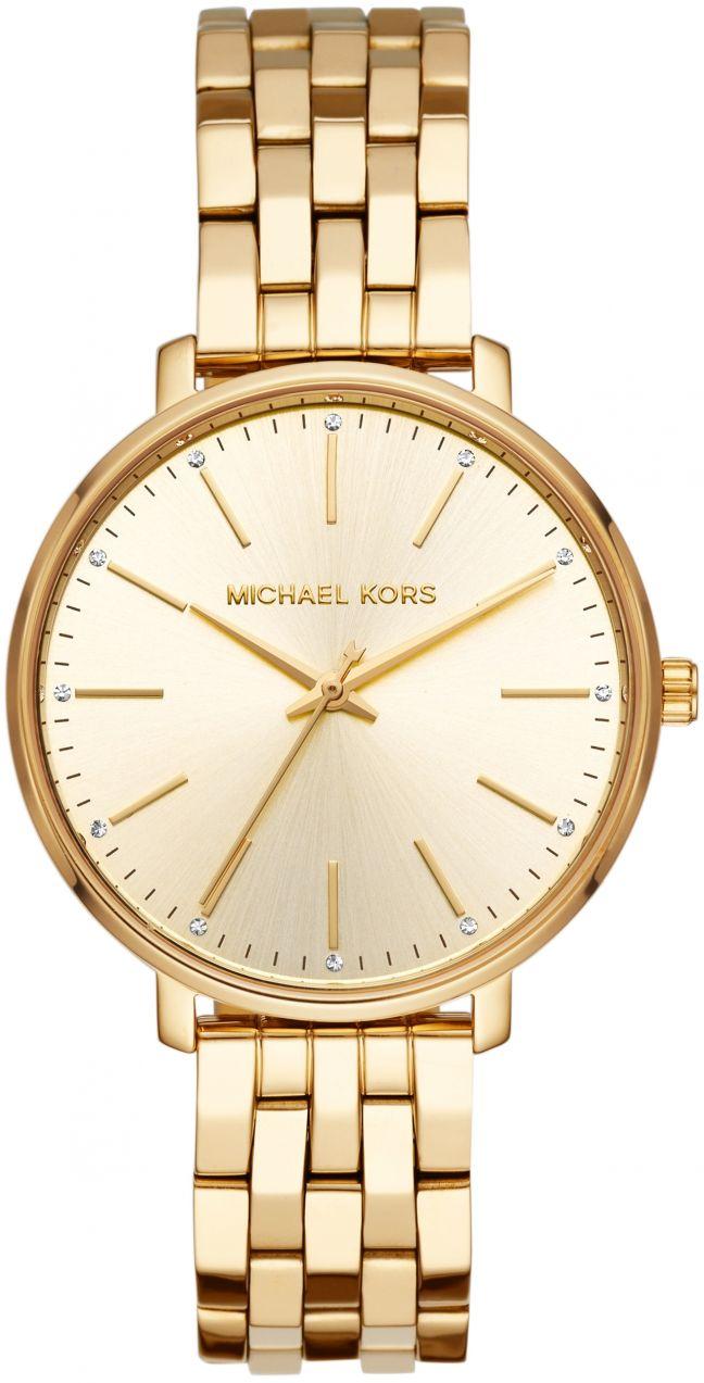 29183c7a15 Hodinky MICHAEL KORS - Pyper MK3898 Gold Gold značky Michael Kors ...