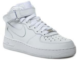 Topánky NIKE - Air Force 1 Mid '07 315123 111 Biela