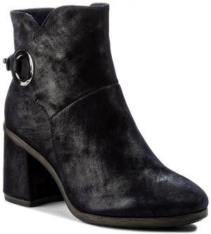Tamaris Elegantné dámske členkové topánky 1-1-25046-29-846 Navy ... 1dc37e11d00