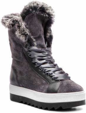 5cab2ebc1ee88 Členková obuv HÖGL - 6-101832 Darkgrey 6600