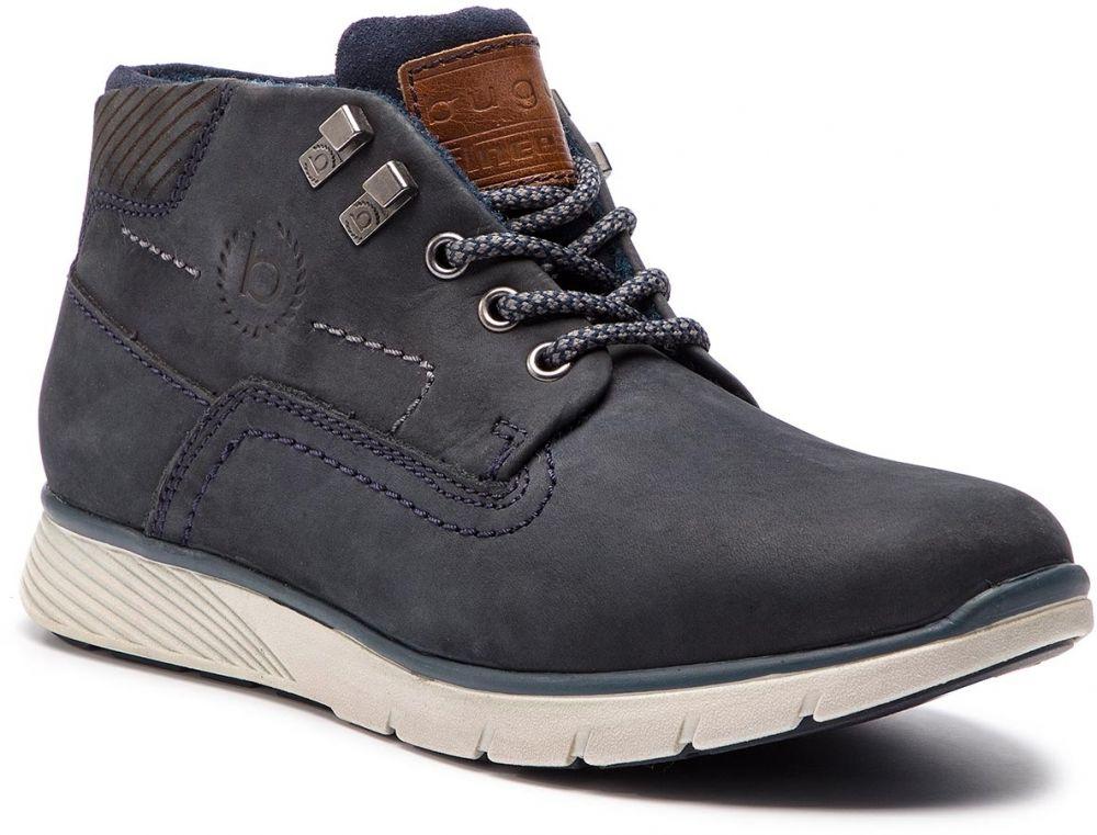 Outdoorová obuv BUGATTI - 321-54231-1500-4100 Dark Blue značky ... 70d84536e2