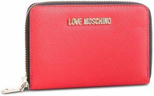Veľká Peňaženka Dámska LOVE MOSCHINO - JC5558PP06LQ0500 Rosso 8afa0018bbd