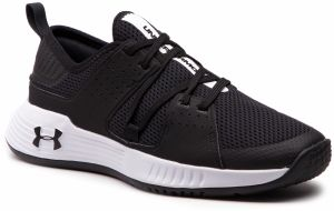 Topánky UNDER ARMOUR - Ua Showstopper 2.0 3020542-001 Blk