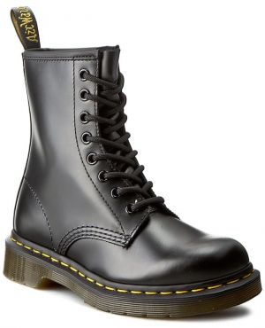 Glady DR. MARTENS - 1460 Smooth 10072004 Black