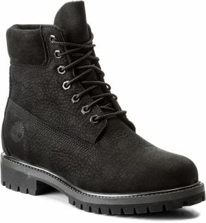 Outdoorová obuv TIMBERLAND - 6 In Premium Boot A1M3K Black