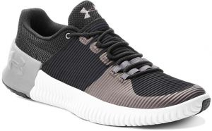 Topánky UNDER ARMOUR - Ua Ultimate Speed 3000329-001 Blk