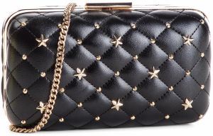 Kabelka LIU JO - Minaudiere Quilted A19171 E0002 Nero 22222