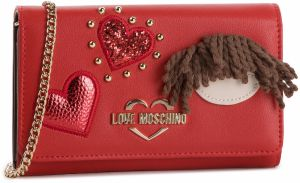 Kabelka LOVE MOSCHINO - JC5601PP17LF0500 Rosso