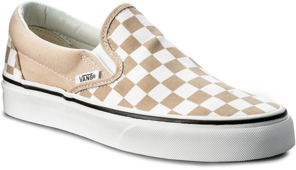 68bb85c46a Tenisky VANS - Classic Slip-On VN0A38F7QCO (Checkerboard) Frappe Tru ...