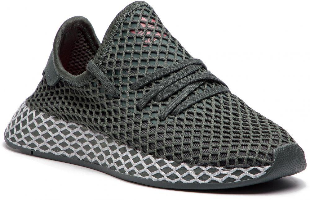 Topánky adidas - Deerupt Runner J CM8659 Legivy/Gretwo/Cblack