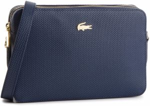 Kabelka LACOSTE - Square Crossover Bag NF2564CE Peacoat 021