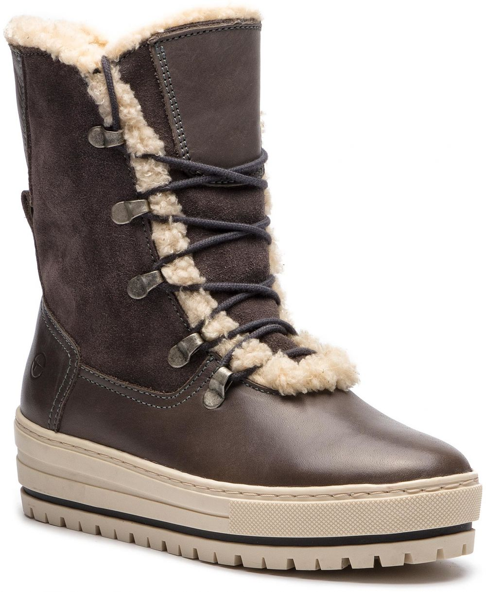 Členková obuv TAMARIS - 1-26077-31 Anthracite 214 značky Tamaris - Lovely.sk b9040225f53