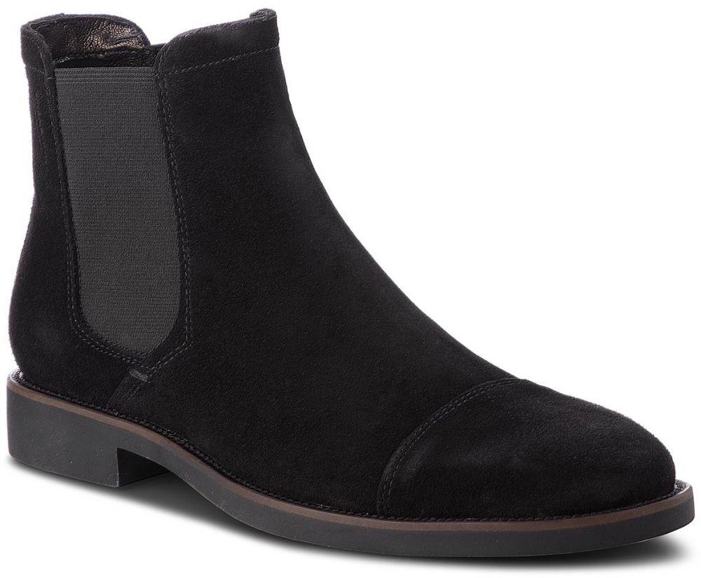 Kotníková obuv s elastickým prvkom VAGABOND - Roy 4676-240-21 Black značky  Vagabond - Lovely.sk 8441d1bd78