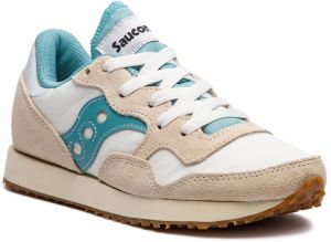 Sneakersy SAUCONY - Dxn Trainer Vintage S60369-40 Wht/Blu