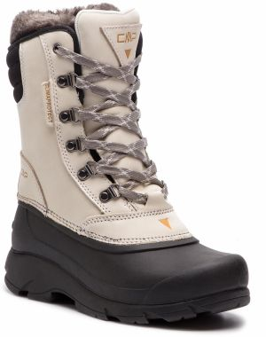 Snehule CMP - Knos Wmn Snow Boot Wp 38Q4556 Rock A121