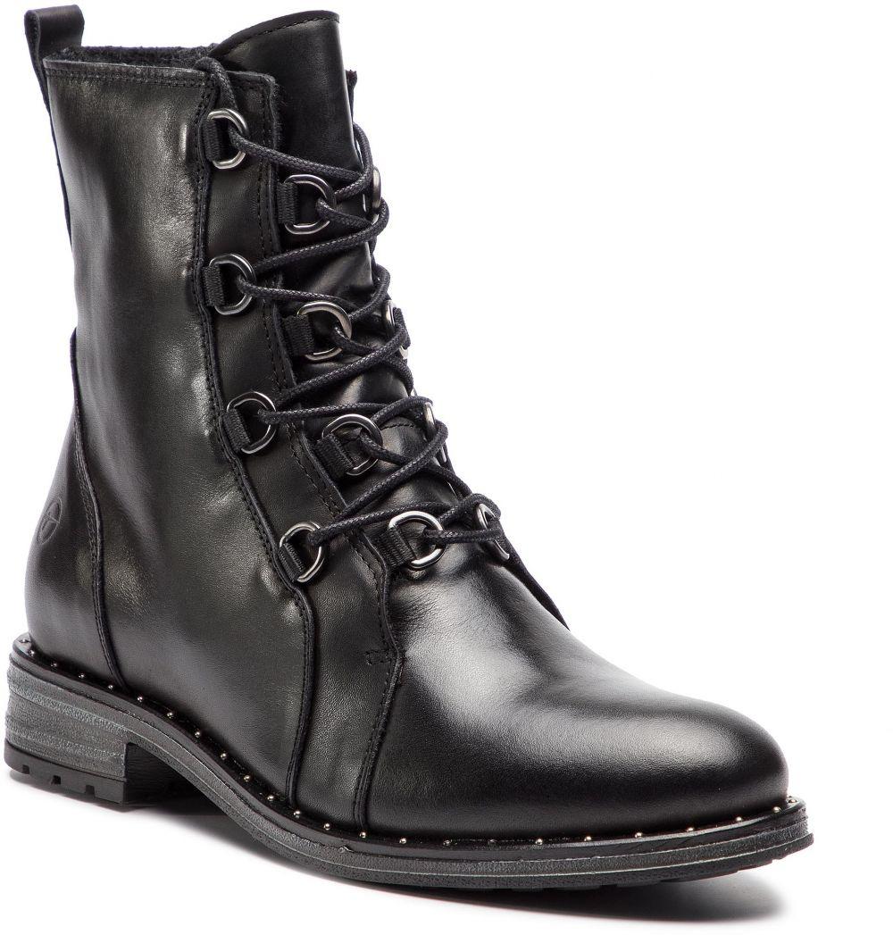 e03e43301e9c6 Členková obuv TAMARIS - 1-26128-21 Black 001 značky Tamaris - Lovely.sk