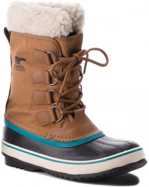 Snehule SOREL - Winter Carnival NL1495 Camel Brown/Marron Chameau 224