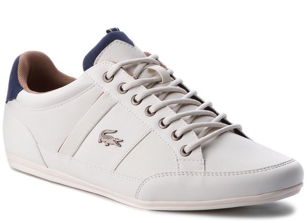 1ef71d7dcb7f5 Sneakersy LACOSTE - Chaymon 118 2 Cam 7-35CAM0012WN1 Off Wht/Nvy značky  Lacoste - Lovely.sk