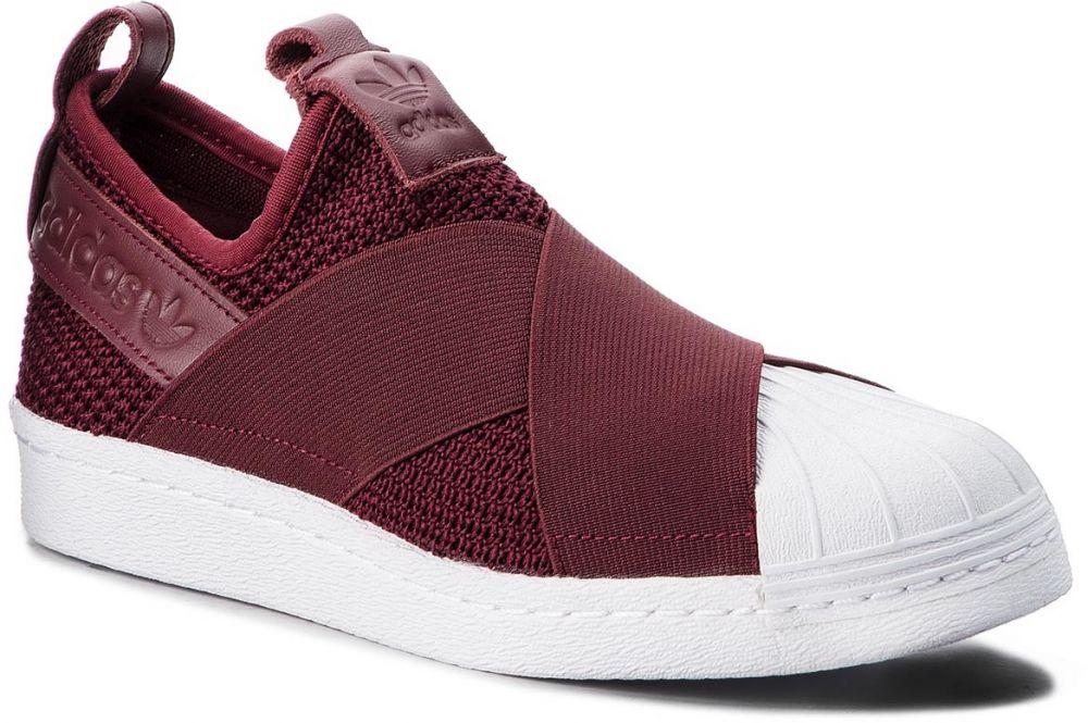 5cf8e33664 Topánky adidas - Superstar Slip On W B37371 Rednit Rednit Ftwwht značky  Adidas - Lovely.sk