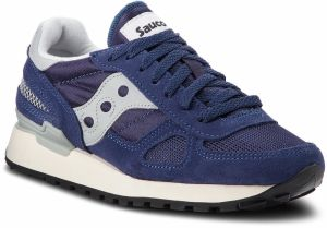 Sneakersy SAUCONY - Shadow Original Vintage S70424-3 Nvy/Wht