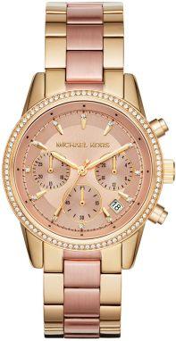 7cbab29dbd Hodinky MICHAEL KORS - Jaryn MK3784 Gold Gold značky Michael Kors ...