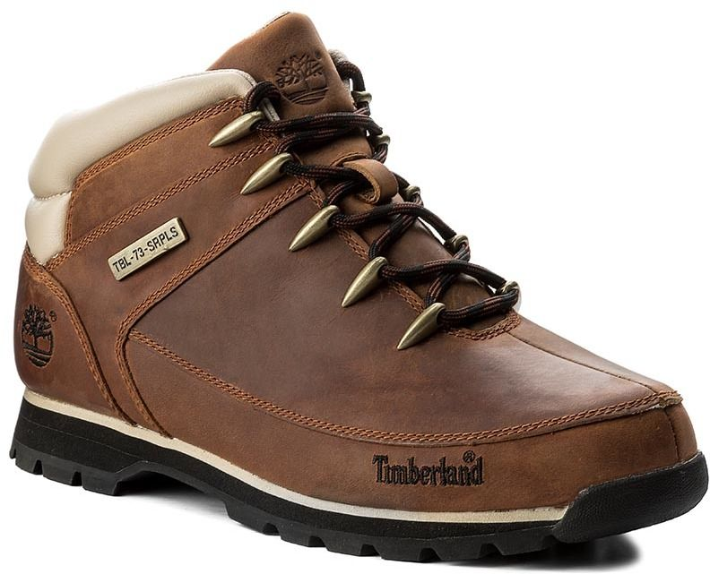 Outdoorová obuv TIMBERLAND - Euro Sprint Hiker A121K TB0A121K2141 Brown b1646224a15