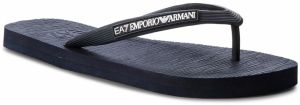 Žabky EA7 EMPORIO ARMANI - XCQ002 XCC08 A138 Night Blue/White