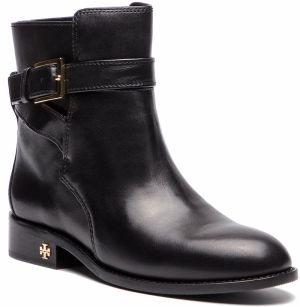 Členková obuv TORY BURCH - Brooke Ankle Bootie 52660 Perfect Black 006