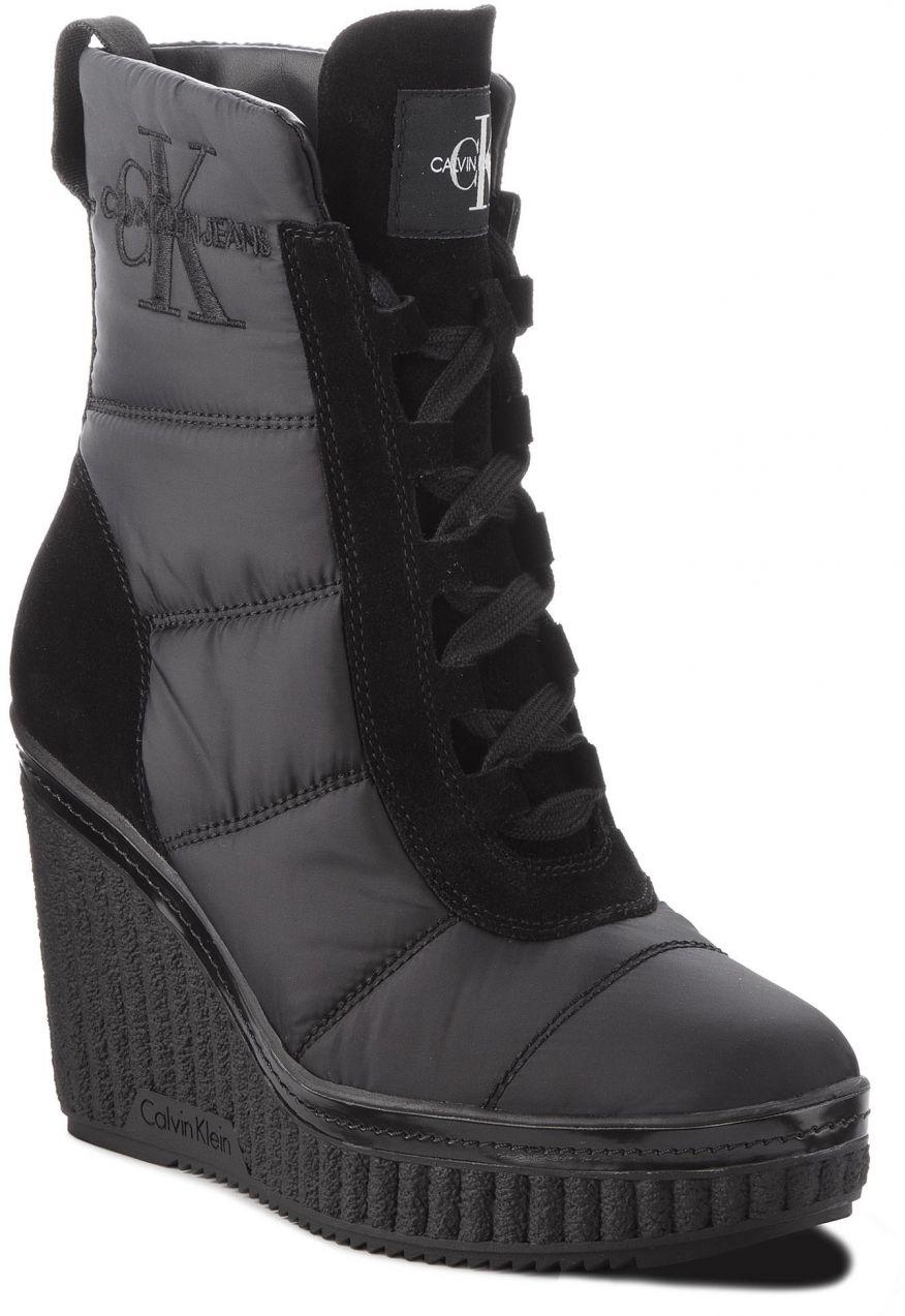 08733e7ca7 Členková obuv CALVIN KLEIN JEANS - Sole RE9774 Black značky Calvin Klein  Jeans - Lovely.sk