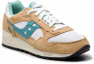 Sneakersy SAUCONY - Shadow 5000 Vintage S60405-11 Tan/Wht/Blu