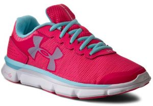 Topánky UNDER ARMOUR - Ua W Micro G Speed Swift 1266243-963 Hyr/Wht/Skb