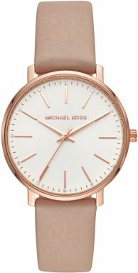 Hodinky MICHAEL KORS - Pyper MK2748 Brown/Rose Gold