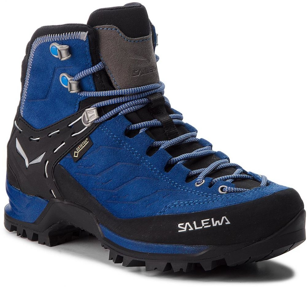83f102e84 Trekingová obuv SALEWA - Mtn Trainer Mid Gtx GORE-TEX 63459-2430  Marlin/Alloy značky Salewa - Lovely.sk