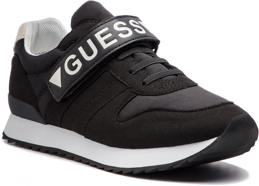 4436606b5681c Sneakersy GUESS - FJ5RUD ESU12 BLACK značky Guess - Lovely.sk