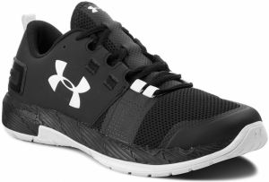 Topánky UNDER ARMOUR - Ua Commit Tr X Nm 3021491-002 Blk
