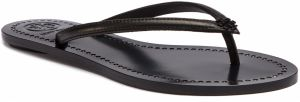 Žabky TORY BURCH - Liana Thong Sandal 53036 Perfect Black 006