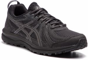 Topánky ASICS - Frequent Trail 1011A034 Black/Carbon 001