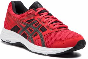 Topánky ASICS - Gel-Contend 5 1011A256 Classic Red/Dark Grey 600