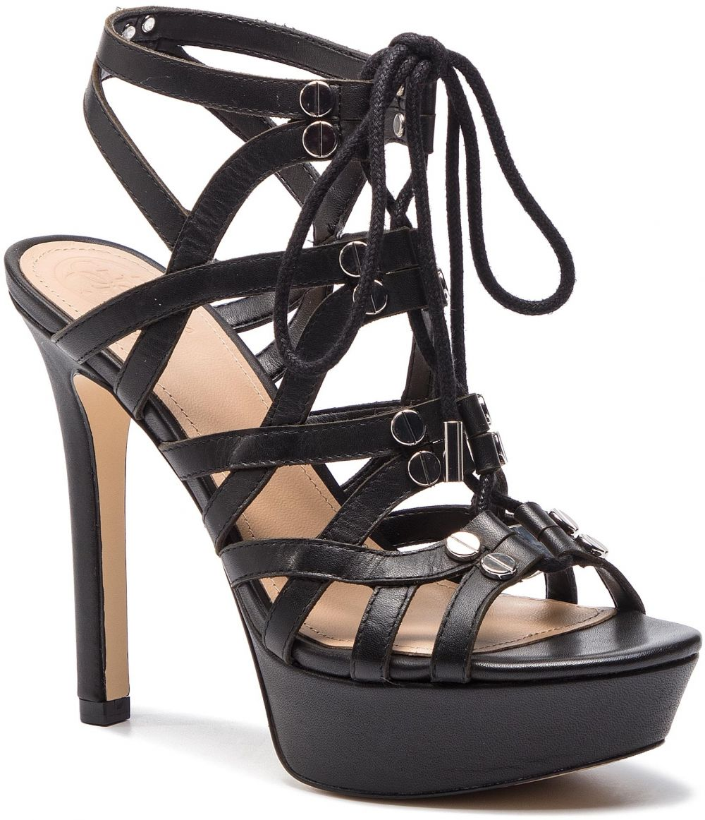 2edf72aca5cd Sandále GUESS - Lelani FL6LEL LEA03 BLACK značky Guess - Lovely.sk