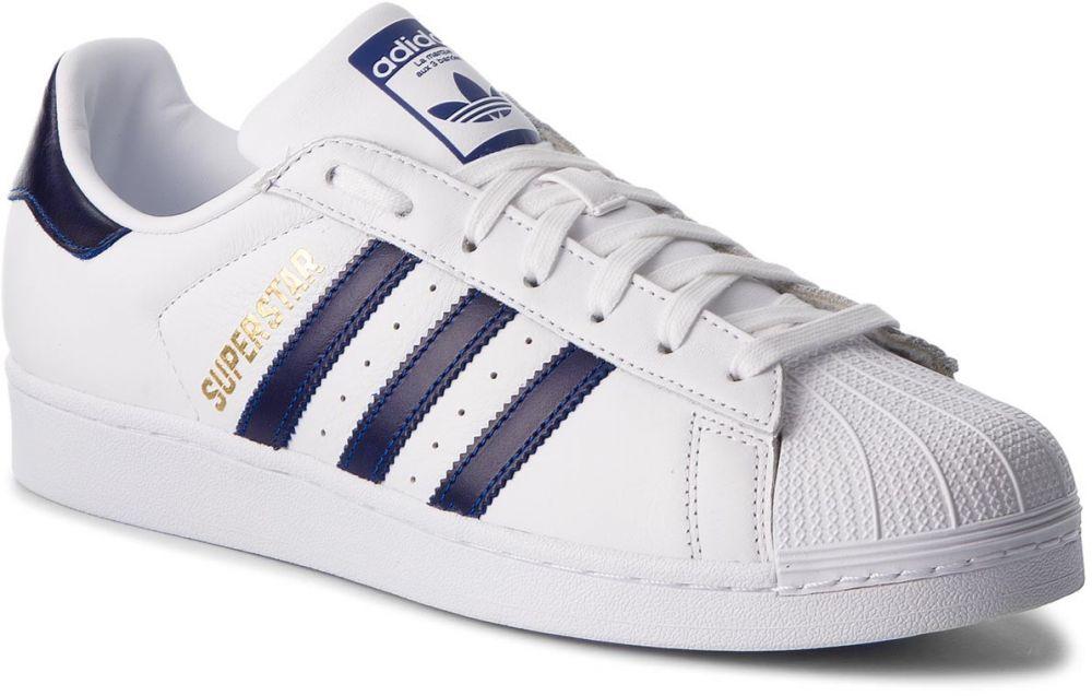 Lovely Muž Obuv Tenisky. Topánky adidas - Superstar B41996  Ftwwht Croyal Goldmt 8ed54e19606